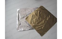 сусальное серебро, 1 лист