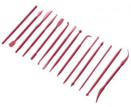 стеки для мастики тонкие