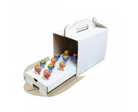 коробка для кейкпопсов, 242*145*175 мм