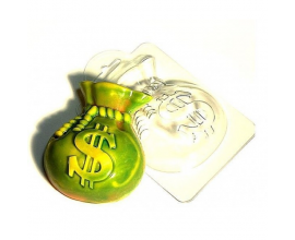 мешок с долларами