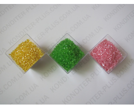кристаллы розовые, 50 грамм