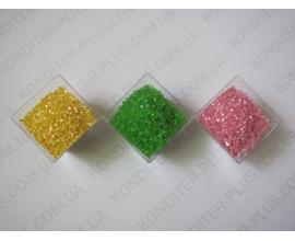 кристаллы желтые, 50 грамм