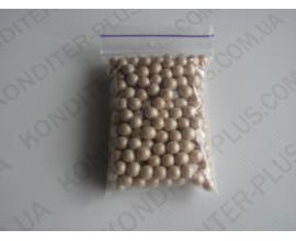 шарики бежевый жемчуг 5-7 мм, 50 грамм