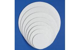 Подложка круглая белая, 30 см