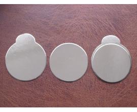 подложка круглая с ушком, 9 см
