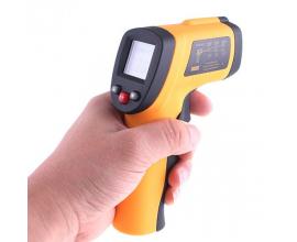 пирометр, инфракрасный термометр
