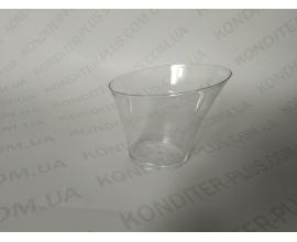 стаканчик овальная трапеция, 60 мл
