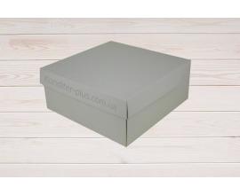 коробка для торта 30*30*11 см