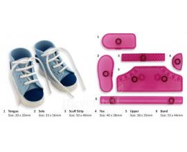 вырубка деткие кроссовки