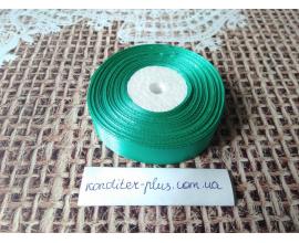 атласная лента бирюзовая , 2 см