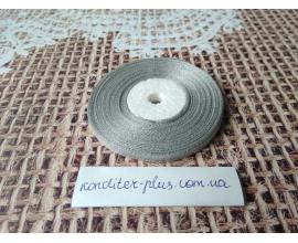 парча серебряная, 0,6 см