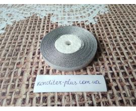 парча серебряная, 0,9 см