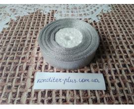 парча серебряная, 2 см