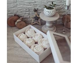 коробка для зефира и сладостей