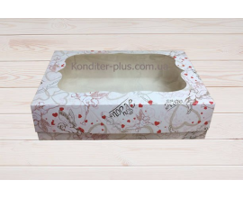 коробка для зефиров и др. (ангелы 23*15*6)