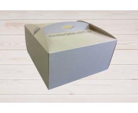 коробка для торта 45*45*21 см