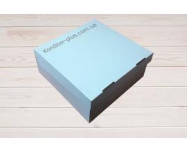 коробка для торта 23*24*10 см