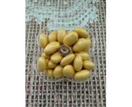 миндаль в шоколаде Желтый (Турция), 50 грамм