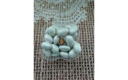 миндаль в шоколаде Серая дымка (Турция), 50 грамм. 2.5 см