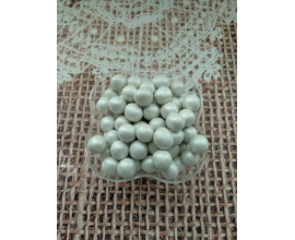 воздушные шарики в шоколаде Серая дымка, 50 грамм