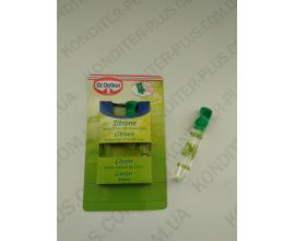 ароматизатор Лимон, Dr. Oetker, 1 шт-2мл