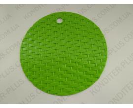 подставка силиконовая  корзинка, 15 см