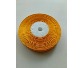 атласная лента мандарин, 1,2 см