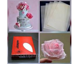вафельная бумага ультратонкая, 1 шт