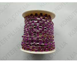 камни фиолетовые, 1 метр
