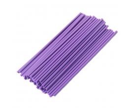 палочки для кейкпопсов фиолетовые, 50 шт