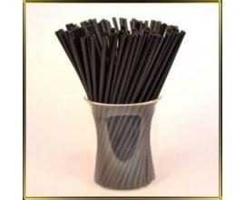 палочки для кейкпопсов черные, 50 шт