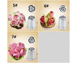 насадка тюльпан №6, низ 3,5 см