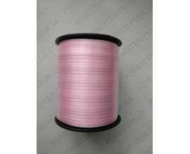 розовая лента в бабине, 0.5 см