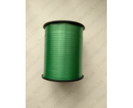 лента зеленая в бабине, 0,5 см