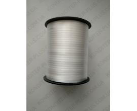 лента белая в бабине, 0,5 см