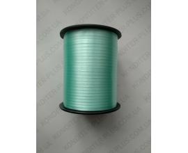лента голубая в бабине, 0,5 см