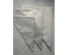 мешки одноразовые прозрачные 35 см, 100 шт
