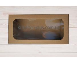 коробка крафт 20*10*6 см