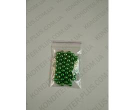 шарики зеленые, 20 грамм