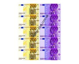 вафельная картинка №4 (евро 200+500,  9,5*5 см)