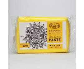 Мастика желтая CRIAMO универсальная 0.5 кг