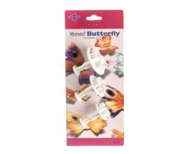 плунжер бабочки мини-средние