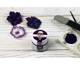 темно-фиолетовый сухой краситель