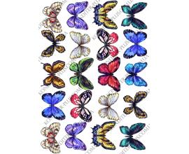 бабочки фентези