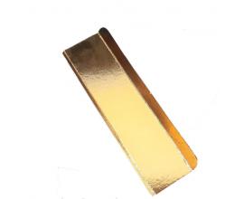 Подложка под Эклеры (золото) 160*40*12