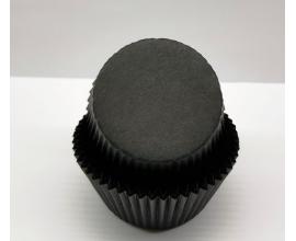 формочка для кексов черная, 50*30, 50 шт