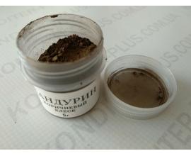 кандурин коричневый блеск, 5 грамм