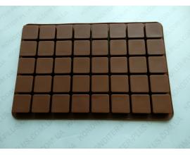 сил.форма 40 квадратиков 3,2*3,2*1,5 см