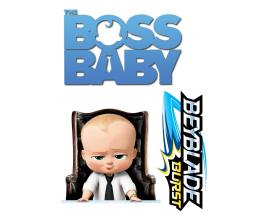 вафельная картинка Босс-молокосос 3