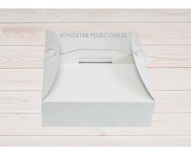 коробка для торта 30*30*110